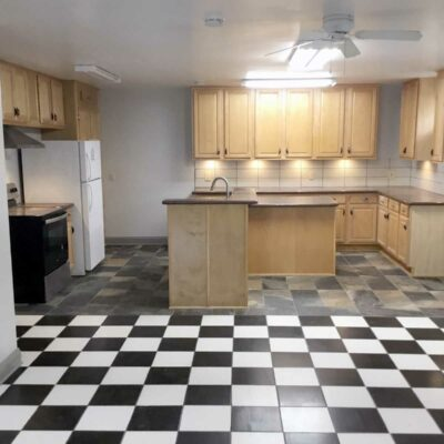 Isaiah House Kitchen Remodel